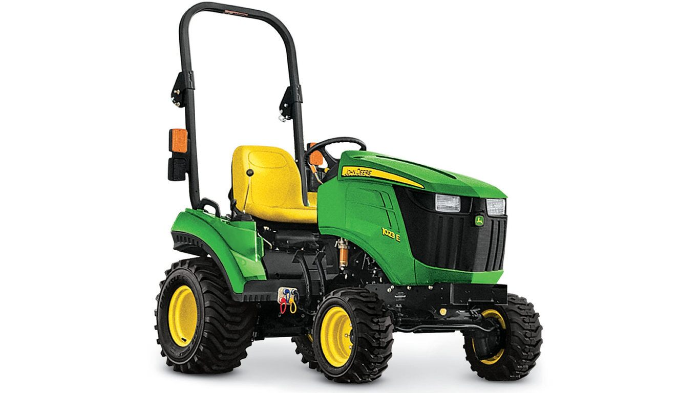John Deere Compact Utility Tractors For Farming Heritage Tractor