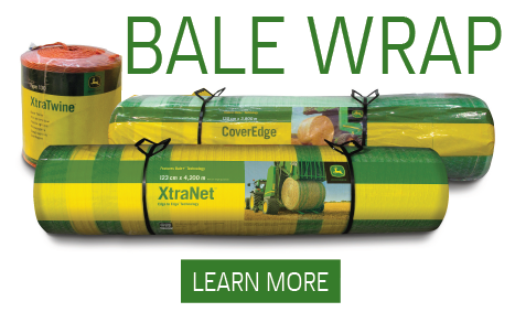 bale wrap packages