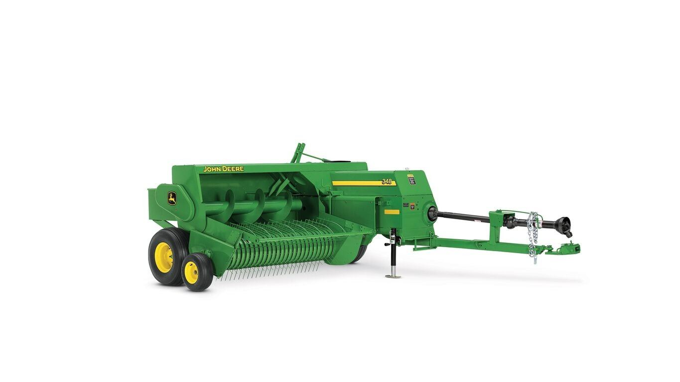 small square balers