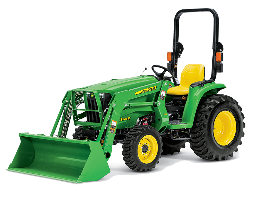 John Deere Compact Tractor Package - Buffalo Package