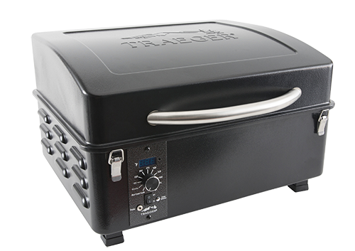 Scout Traeger Grill