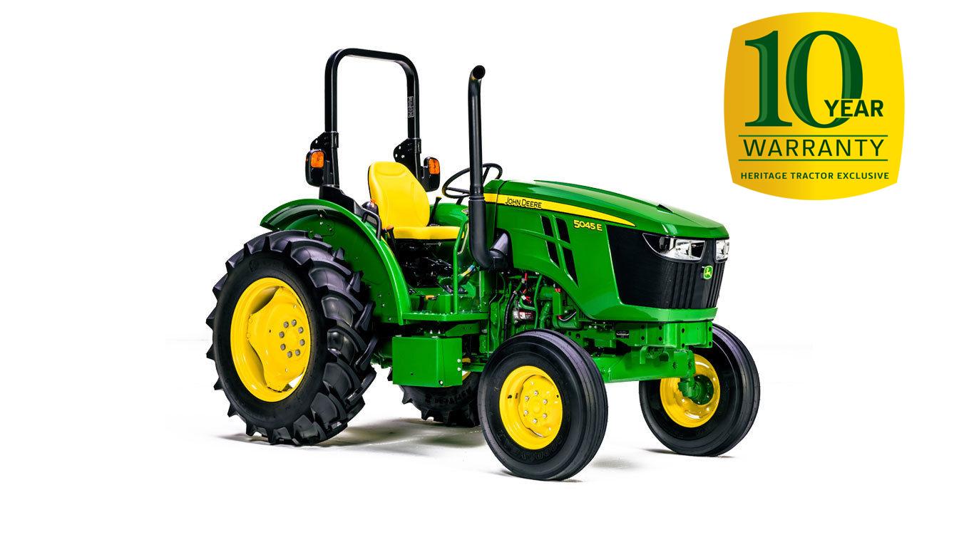 John Deere Tractor Skid Steer Utility Seat