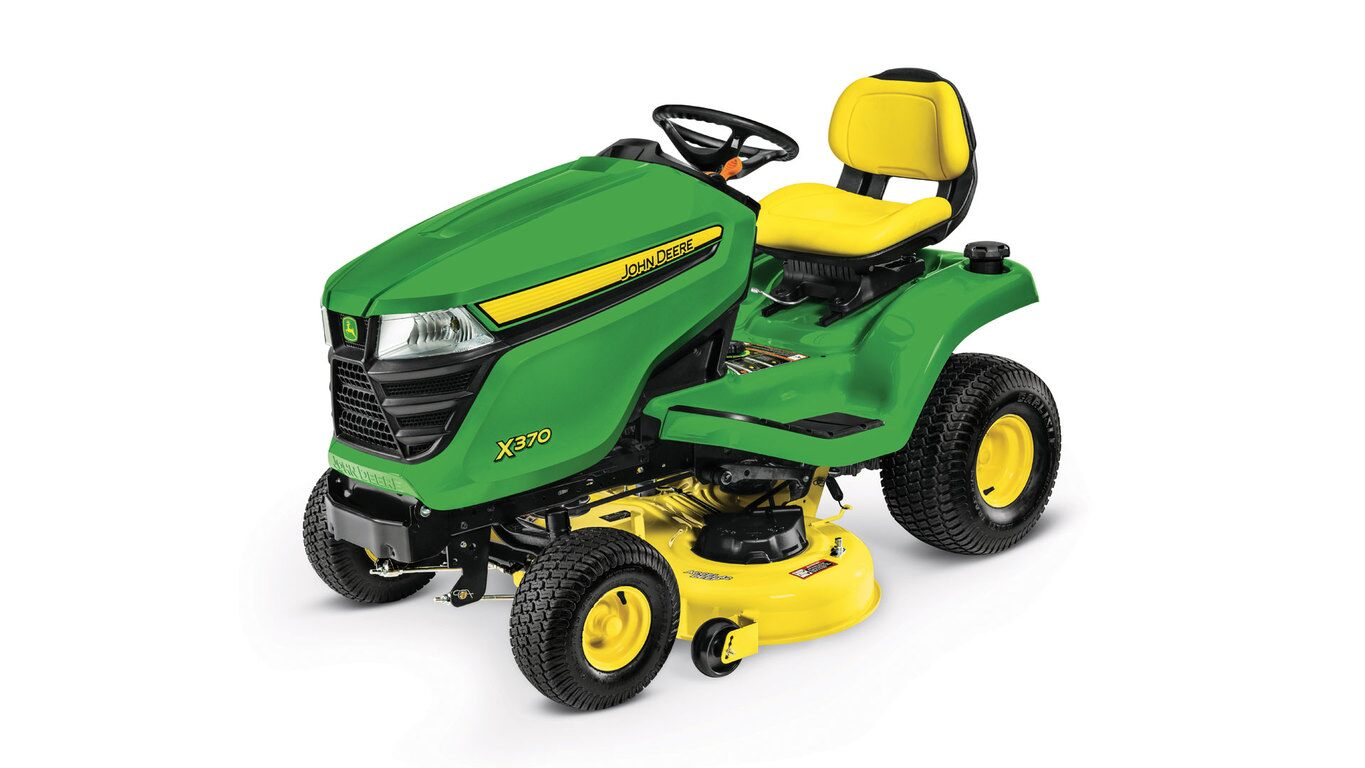 X370 G110 John Deere Wiring Diagram Lawn Tractor With 42 Inch Deck