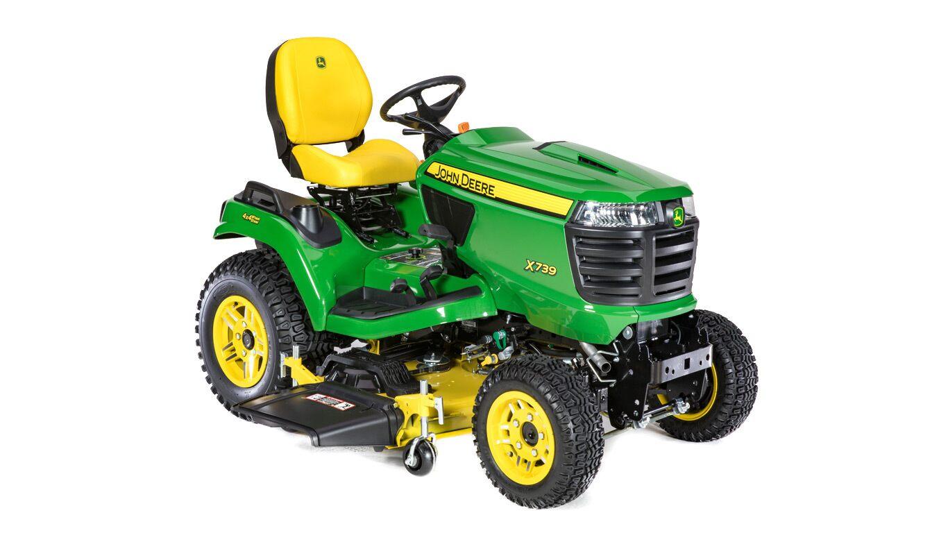 X739. X739 Signature Series Lawn Tractor. John Deere. Gx345 John Deere Key Switch Schematic At Scoala.co