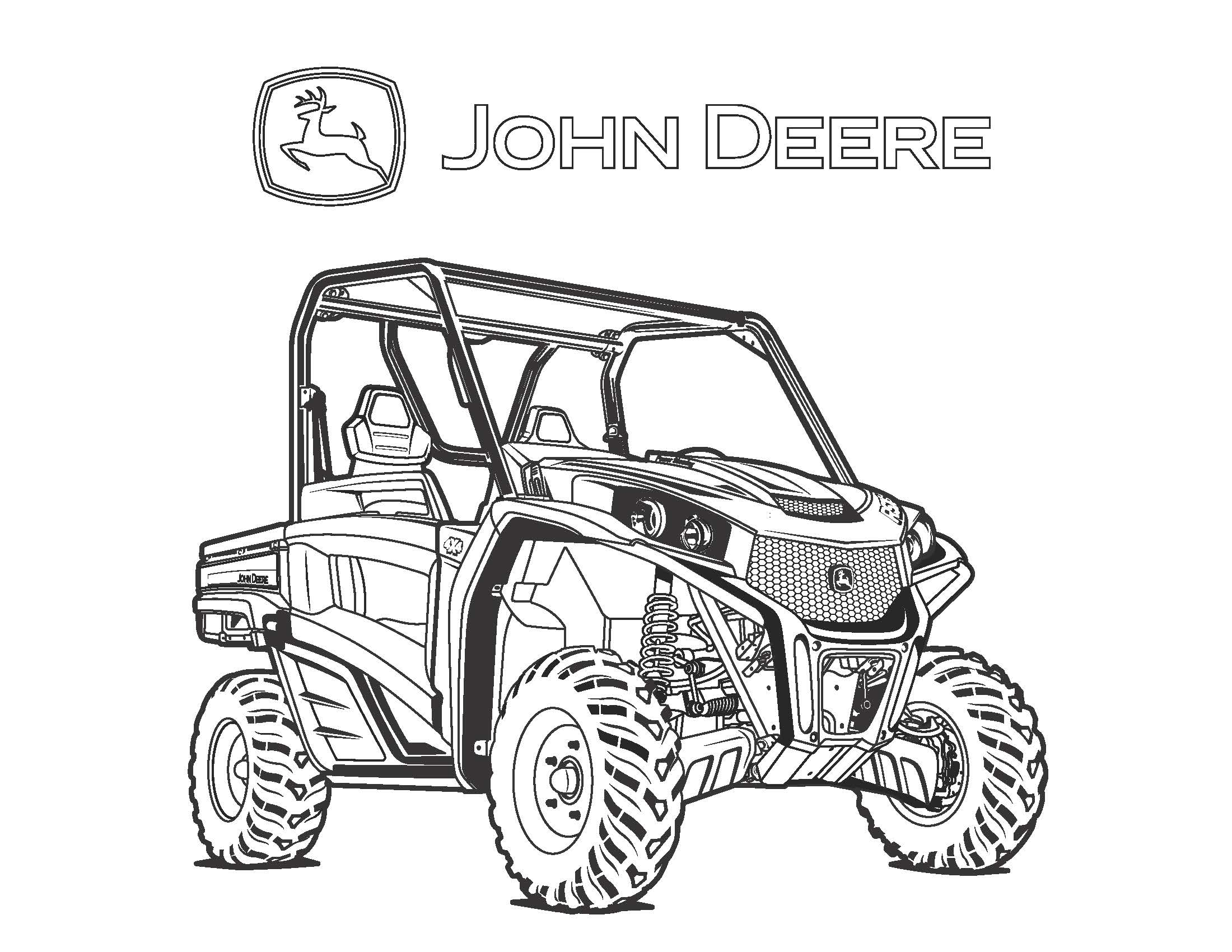 Coloring Contest | Heritage Tractor