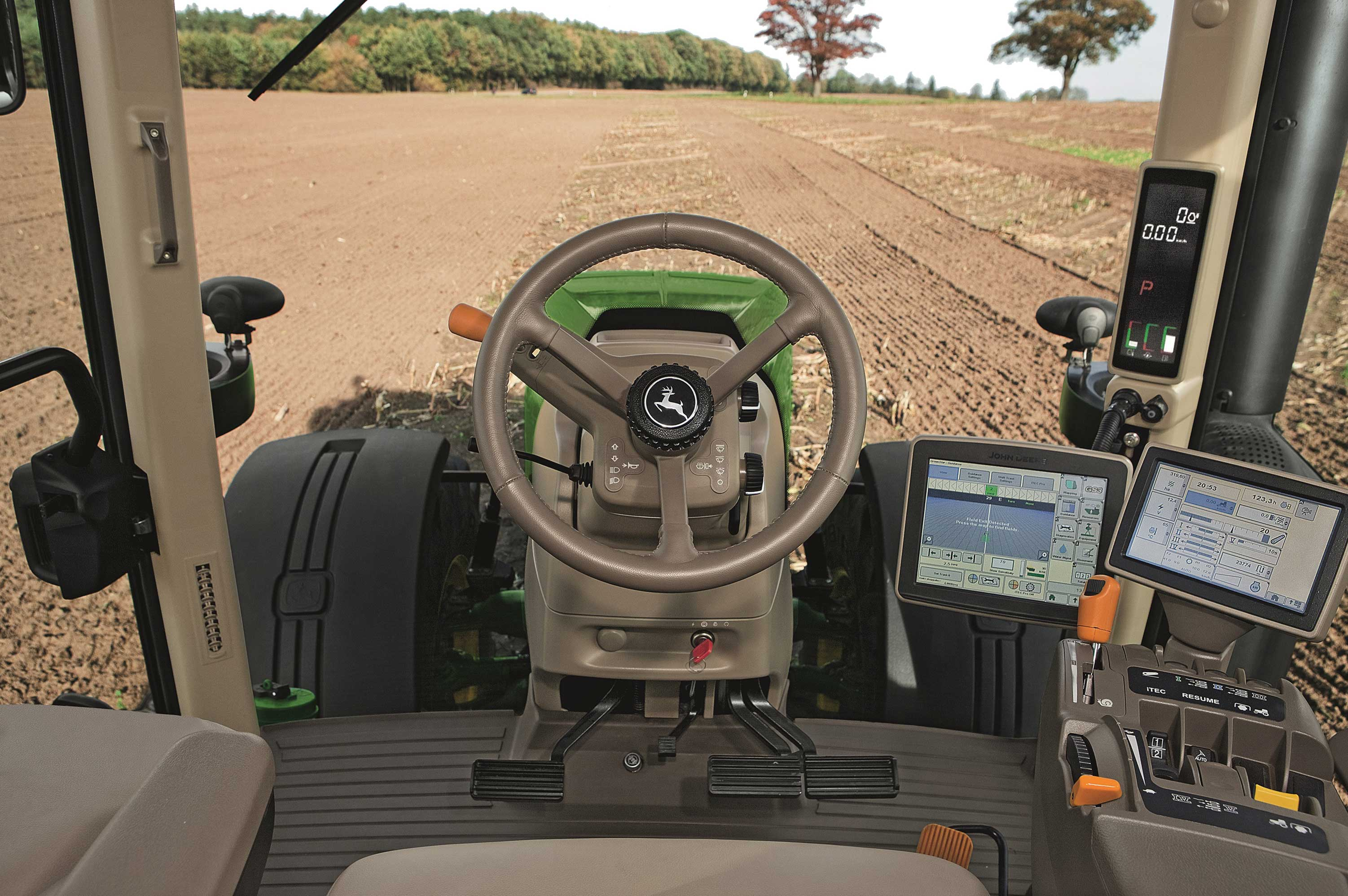 precision ag interior