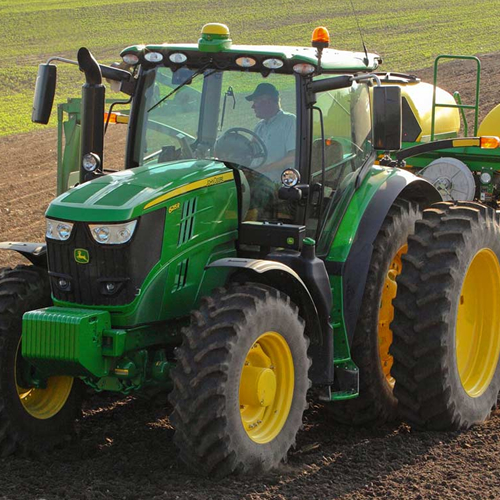 New John Deere Equipment For Lawn Farm Or Construction